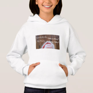 Ugly Christmas Sweater Funny Mary Joke Santa Hat