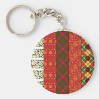 Ugly Christmas Sweater Key Chain