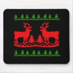 Ugly Christmas Sweater Mousepad