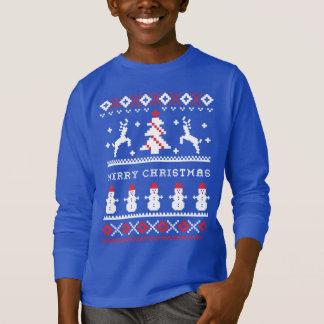 Ugly Christmas Sweater Reindeer / Snowman