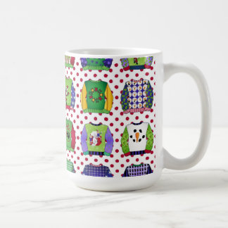 Ugly Christmas Sweaters Coffee Mug