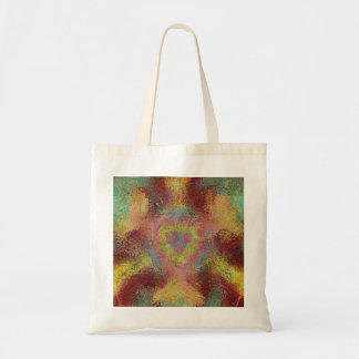 ugly colorful pattern bags