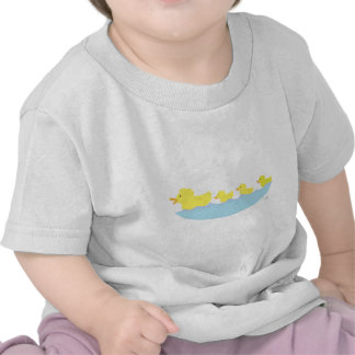 ugly duckling in a pond shirts