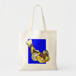Ugly Fish Tote Bags