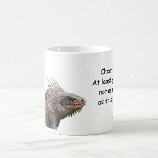 Ugly Iguana Mug