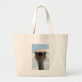 Ugly Man Ostrich Canvas Bags