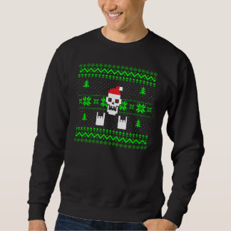 Ugly Metal Christmas Sweater