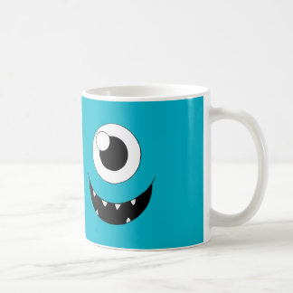 Ugly Monster Mug