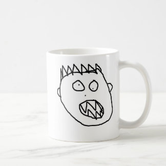 Ugly Morning 2 Coffee Mug