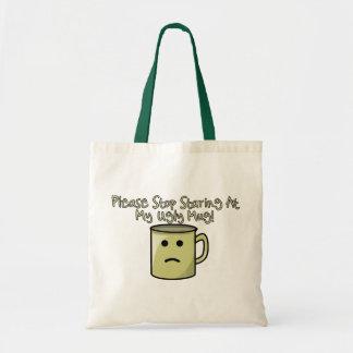 Ugly Mug Budget Tote Bag
