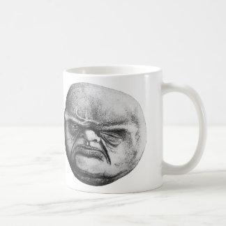 Ugly Ogre Basic White Mug
