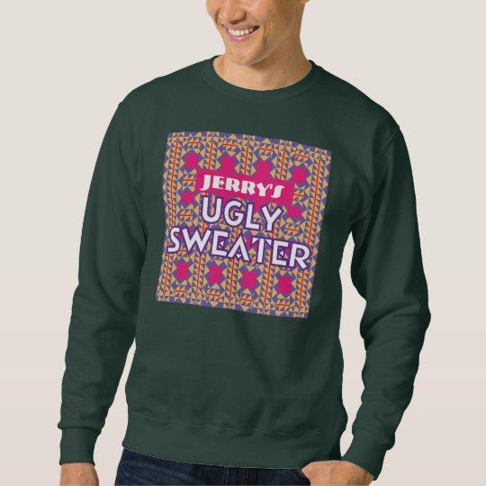 Ugly Personalised Fiesta Sweatshirt