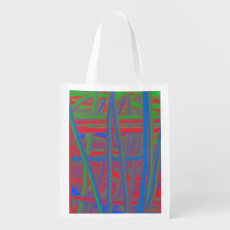 Ugly piece of art market tote