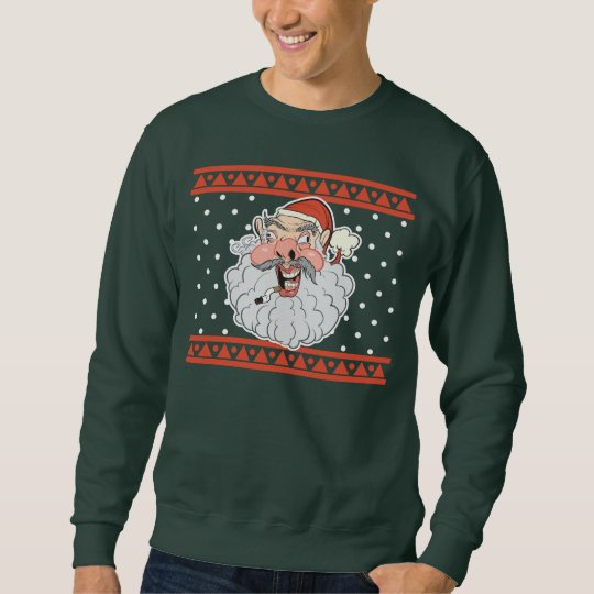 Ugly Santa Ugly Christmas sweater