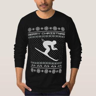 Ugly Ski Christmas Sweater
