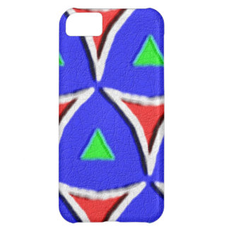 Ugly Strange pattern iPhone 5C Covers