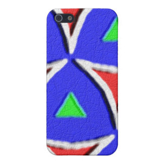 Ugly Strange pattern iPhone 5 Cover