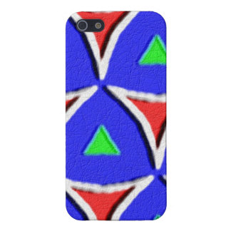Ugly Strange pattern Covers For iPhone 5