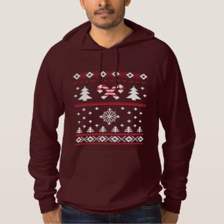 Ugly Sweater Candy Cane Christmas Sweater Fun Sweatshirt