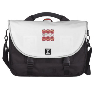 Ugly Sweater Party Laptop Commuter Bag