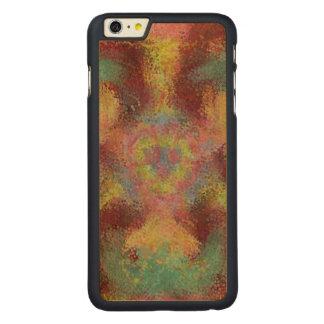 ugly unpleasant pattern iPhone 6 plus case