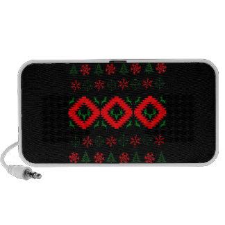 Ugly xmas 1 laptop speakers