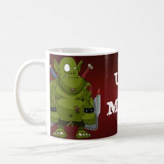 Ugo the Orc Ug Mug
