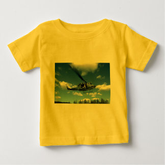 UH1 50 HELICOPTER BABY T-Shirt