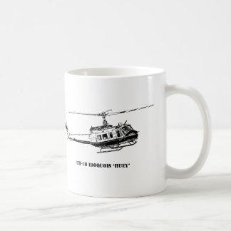UH-1H Iroquois Helicopter Coffee Mug