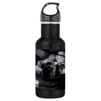 UH-1N Twin Huey 532 Ml Water Bottle