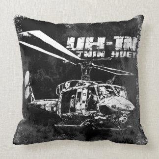 UH-1N Twin Huey Pillows