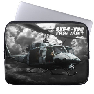 UH-1N Twin Huey Laptop Sleeve