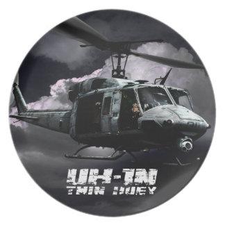 UH-1N Twin Huey Plates
