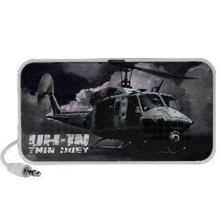 UH-1N Twin Huey Portable Speaker