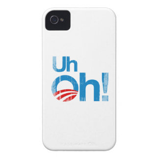 Uh oh Faded.png iPhone 4 Case-Mate Case