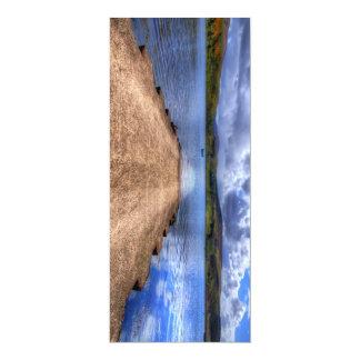 Uig, Isle of Skye 10 Cm X 24 Cm Invitation Card