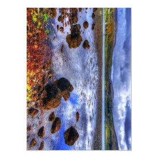 Uig, Isle of Skye 14 Cm X 19 Cm Invitation Card