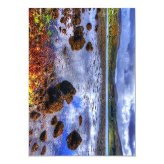Uig, Isle of Skye 11 Cm X 16 Cm Invitation Card