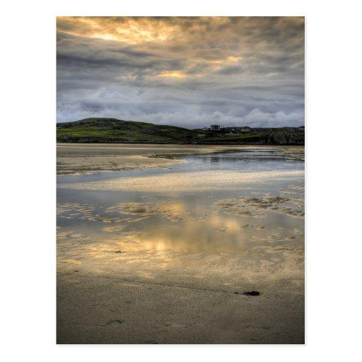 Uig Sands Outer Hebrides Postcards