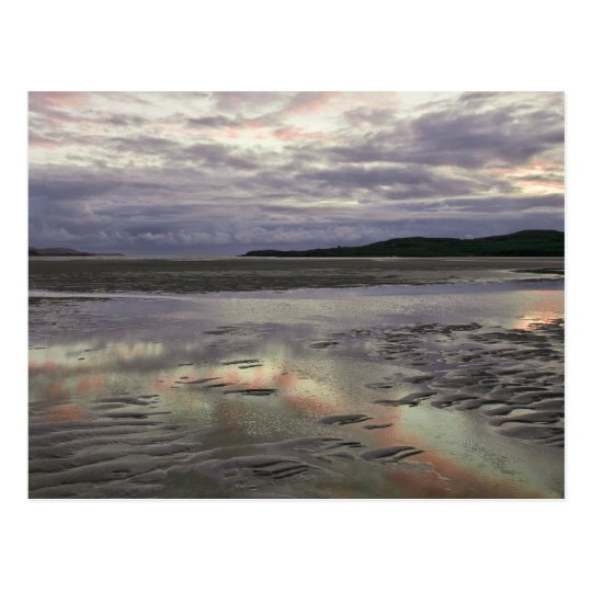 Uig Sands Outer Hebrides Postcard