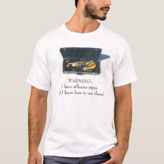 Uilleann pipes T-Shirt