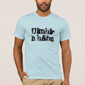 Uimhir a hAon (Number One) T-Shirt