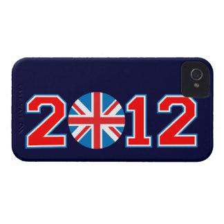 UK 2012 iPhone 4 CASE