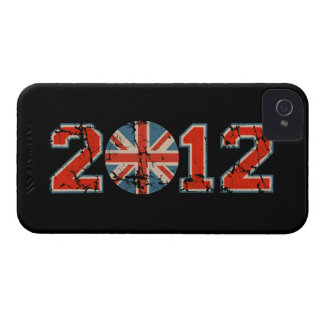 UK 2012 iPhone 4 Case-Mate CASE