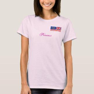 uk ad malaysian combined, Princess T-Shirt