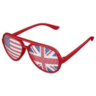 UK And USA Duo Flag