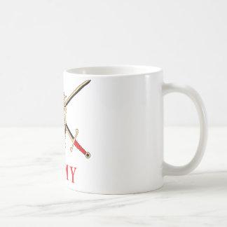 UK Army Coffee Mug