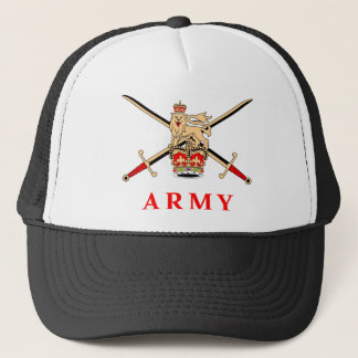 UK Army Trucker Hat