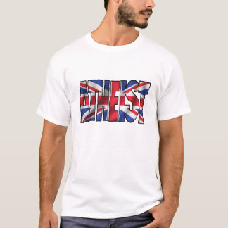 UK ATHEIST! T-Shirt