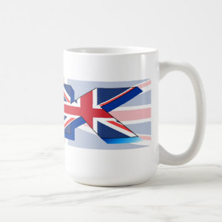 UK BASIC WHITE MUG